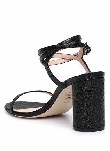 Stuart Weitzman Sandalet Siyah